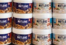 Photo of Nutlove composition and calories